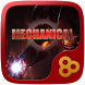 Mechanical Go Launcher Theme by Freedom Design