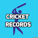 Cricket Records by gentledroidbd
