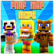 New fnaf map for Mcpe by ABC Legends