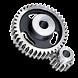 ひら歯車 Spur Gear by HSDesign