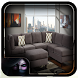 Living Room Grey Paint by Psionic Trap