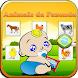 Jogo da memória em português by Baby Apps do Brasil