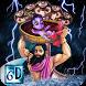 Krishna Janmashtami Live wallpaper by Wallpaper Magical Theme