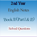 9th Class 5 Years Solved Papers by Hina