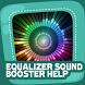 Equalizer Sound Booster Help