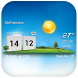 3D Clock & Weather Widget Free by Weather Widget Theme Dev Team