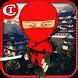 GO!Crazy Ninja Runner 3D by Chi Chi Games