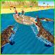 Wild Crocodile Beach Attack 3D by Green Chilli Studios