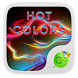 Hot Colors GO Keyboard Theme by GO Keyboard Dev Team