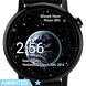 Animated Earth Watch Face by osthoro