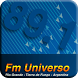 FM UNIVERSO by TRIBALHOST