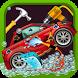 Sports Car Repair Shop by 2D Fun Club
