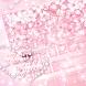 Rose Gold Keyboard Theme by Keyboard Dreamer