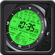 F03 WatchFace for Round Wear by Smartwatch Bureaux