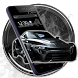 Black Cool Car Theme by Cool Launcher Theme