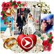 Wedding Video Maker with Music by Best Photo Editor and Collage Maker Camera Effects