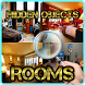 Find Hidden Objects Rooms by 2015 Hidden Objects Games