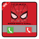 Call From Spidyr-Man Fake Prank by Call4Call