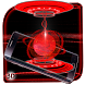 3D Red Energy Reactor Theme by 3D Themes World
