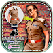 Police Photo Suit Editor by Solitude Prank Suit
