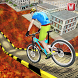 Lava BMX Impossible Tracks - Bicycle Stunts Rider by Warm Milk Productions