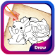 Drawing Poke Step By Step by 36Game Inc