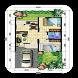 Desain Denah Rumah Terlengkap by JoeApps Inc