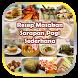 Resep Sarapan Pagi Sederhana by Berkah Kreatif Studio