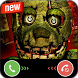 Call from Freddy Five Night Prank by CallStoreApp
