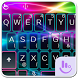 E Color Keyboard Theme by Love Free Themes