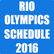 Olympics Schedule 2016 by Simple Android Applications