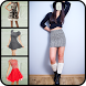 Short Dress Girl Photo Montage by Photo Suit Editor