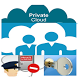 Private Cloud Hosting by mazzdont.apps