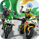 Pakistan Vs India - Bike Attack Race by The Game Link