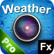 PhotoJus Weather Effect Camera by NINE CURVES