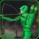 Green Arrow Superhero-The arrow shooter games 2018 by Super Flash hero Games