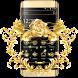 Gold Rose Theme Luxury Gold