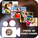 Photo Video Maker With Music : Slideshow Maker by Photo Video Movie Maker With Music