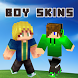 Best Boy Skins for Minecraft by Arlie Hanes