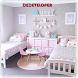 Feminine Girl Bedroom Inspiration by Dedeveloper