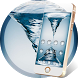 Hourglass theme Whirlpool sea theme