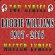 Robbie Williams (1997-2017) by MASTER LYRICS