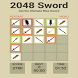 The Ultimate Sword 2048 by mega apple tree