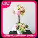 Romantic Sweetheart Topiary by Meteor Studio