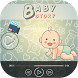 Baby Story Video Maker by pixel media apps