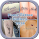 Name Tattoo Gallery 2016 by Siyem Apps