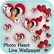 Crazy Magic Love Heart Slideshow Live Wallpaper by Thug Life Apps