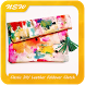 Classic DIY Leather Foldover Clutch by Amazing Ideas