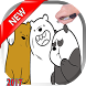 How To Draw We bare bears by Boite drawing