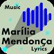 Letras de músicas de Marília Mendonça